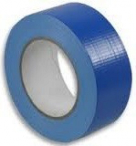 50M X 50MM Blue Duct Tape For General Purpose Use